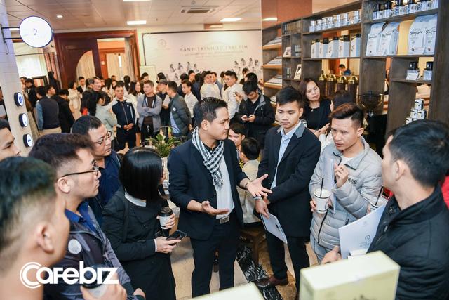 E-Coffee đang giúp Trung Nguyên từng bước lấy lại ngôi vị bá chủ chuỗi: Tốc độ đăng ký mở mới 10 cửa hàng/ngày, nhắm mốc 3.000 điểm bán trong năm tới, đã ký hợp đồng với đối tác tại Mỹ và Úc - Ảnh 4.