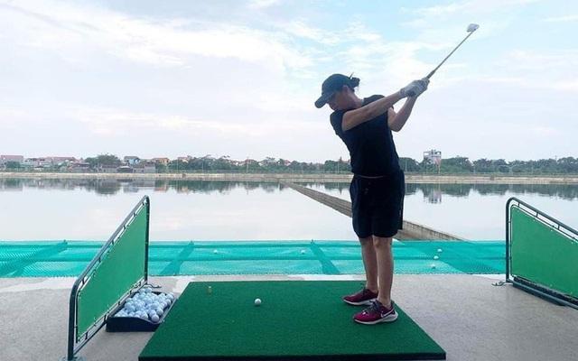 Sân tập golf trong nhà máy nước sông Đuống của Shark Liên biến mất không còn dấu vết