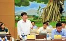 Chủ tịch Nguyễn Thành Phong: Dự báo dân số Tp. Hồ Chí Minh đến năm 2025 là 10 triệu người nhưng nay đã đạt 13 triệu người
