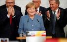 Bà Merkel trúng cử Thủ tướng Đức nhiệm kỳ thứ tư