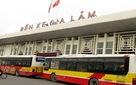 Hà Nội xem xét đóng cửa bến xe Giáp Bát, Gia Lâm