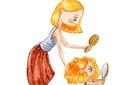 Bộ tranh: Vì con gái nhỏ, mẹ sẽ làm tất cả