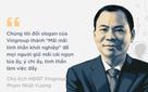 Chủ tịch Hiệp hội vận tải ô tô Việt Nam: Ông Phạm Nhật Vượng mà không dám làm ô tô thì chẳng ai dám làm cả!