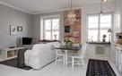 Thiết kế căn hộ 30m2 tuyệt đẹp dành cho những cô nàng độc thân