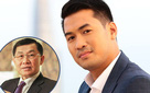 """Cái vỗ vai động viên và cách dạy con kì lạ của """"Vua hàng hiệu"""" Jonathan Hạnh Nguyễn"""