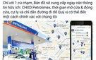 """Nỗi lo """"lạc trôi giữa đường"""" vì hết xăng đã tan biến nhờ ứng dụng của Petrolimex"""