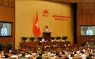 Hôm nay, Quốc hội thông qua 3 Luật và 5 Nghị quyết quan trọng