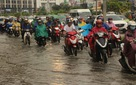 [Ảnh]: Tận mắt thấy siêu máy bơm chống ngập 'thần tốc' ở Sài Gòn