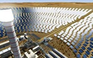 Dự án năng lượng mặt trời lớn nhất thế giới đã được khởi công
