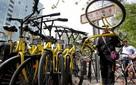 Ở Trung Quốc, bạn có thể thuê xe đạp, bóng rổ hay thậm chí là cả ô che mưa qua ứng dụng điện thoại