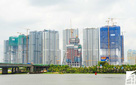 Dự án cao tầng đã và đang mọc lên như nấm, diện mạo đô thị ven sông Sài Gòn thay đổi chóng mặt