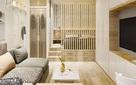 """Thiết kế nội thất """"cực chất"""" của căn hộ 37m2 cho người độc thân"""
