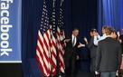 Mỹ: Người dân có thể liên lạc với quan chức qua Facebook