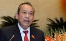 PTT Trương Hòa Bình: Môi trường kinh doanh khởi sắc, Việt Nam tăng 9 bậc trên bảng xếp hạng 2016