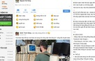 Thế Giới Di Động bất ngờ ra mạng xã hội, giao diện như Facebook