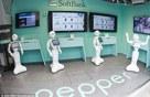 Cửa hàng bán điện thoại ở Nhật thay toàn bộ nhân viên bằng robot, nghe hiểu như người thật, còn có cả cảm xúc
