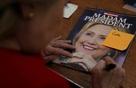 Lộ bức ảnh cho thấy người Mỹ sẵn sàng chào đón bà Clinton trên cương vị tổng thống