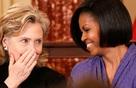 Tình bạn bất ngờ giữa Đệ nhất phu nhân Michelle Obama và ứng cử viên tổng thống Hillary Clinton