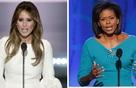 """Chưa làm đệ nhất phu nhân Mỹ, Melania Trump đã mất điểm vì bài phát biểu """"đạo nhái"""" Michelle Obama"""