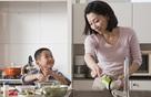 Không ai ngờ việc làm quá đơn giản này lại có thể giúp trẻ ít bệnh tật và luôn ngoan ngoãn