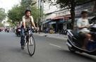 'Đi xe đạp ở Hà Nội nhanh hơn ô tô'