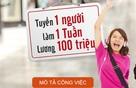 Một ngân hàng Việt trả lương 100 triệu 1 tuần, làm như đi chơi