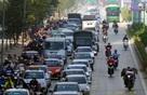 Hà Nội đề xuất lắp dải phân cách cứng cho xe buýt nhanh