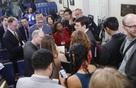 CNN, New York Times bị cấm dự họp báo Nhà Trắng