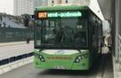 Hà Nội: Bắt đầu lắp dải phân cách cho buýt nhanh