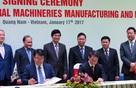Thaco: Sản xuất máy nông nghiệp tỉ lệ nội địa hóa 50%