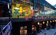 X98 - khu ăn chơi mới đẹp hơn Zone 9 ở Hà Nội