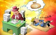 Sự khác biệt tư duy của người giàu và người nghèo
