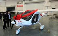 Máy bay điện chở khách đầu tiên trên thế giới được sản xuất