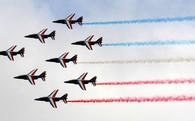 Triển lãm hàng không Paris Air Show 2015 qua ảnh
