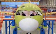 Bên trong xưởng sản xuất máy bay của Trung Quốc