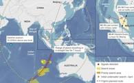 Báo cáo sơ bộ đầu tiên về vụ máy bay MH370 mất tích được công bố