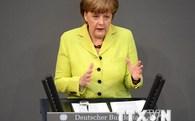 Bà Merkel giữ ngôi vị người phụ nữ quyền lực nhất 5 năm liên tiếp