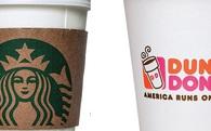Starbucks vs Dunkin Donuts: Cuộc chiến cà phê kéo dài gần nửa thế kỷ