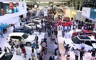 Thị trường ô tô Việt Nam tăng trưởng chậm