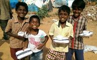 Một hành động tưởng chừng rất nhỏ đang cứu đói cho hàng nghìn người Ấn Độ