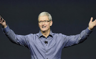 Apple thưởng cho Tim Cook bao nhiêu trong năm 2015?