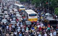 Hà Nội có 14 năm nữa sẽ cấm xe máy; xem xét ô tô lưu thông theo 'ngày chẵn, ngày lẻ'
