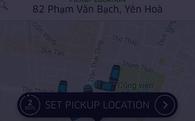UberX Hà Nội tăng 50% giá cước, khách hàng cân nhắc