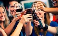 Uống rượu nhiều: Vui 1 khắc, đau cả đời