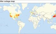 Twitter 'sập mạng' toàn cầu trước bầu cử Mỹ