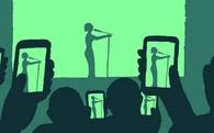 Bộ tranh: Giật mình với hình ảnh của mỗi chúng ta trong thời đại công nghệ