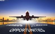 Những hãng hàng không giá rẻ như Vietjet là 'mồi ngon' cho Boeing, Airbus