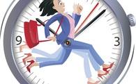 8 đặc điểm chung của những người không biết cách quản lý thời gian