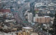 Kẹt xe khiến Bangkok thiệt hại 320 triệu USD mỗi năm