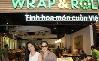 Chuỗi Wrap & Roll của em gái ca sĩ Thu Phương ra sao sau hơn 2 tháng nhận đầu tư khủng từ quỹ ngoại?